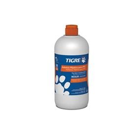 Adesivo plástico PVC incolor Tigre 850g