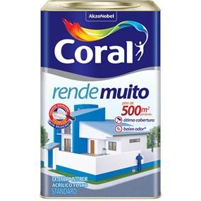 Coral Rende Muito 18L Amarelo Canário