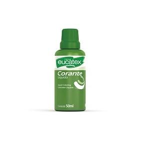 Corante Eucatex Verde