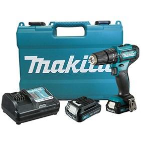 Parafusadeira/Furadeira de impacto Makita bateria HP333DWYE