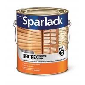 Verniz Sparlack Neutrex brilhante Castanho avermelhado 3,6L