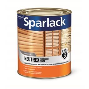Verniz Sparlack Neutrex brilhante Castanho Avermlhado 0,9L